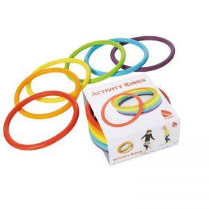 Activity Rings 6-er Set