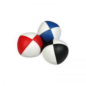 Beanbag 3-er Set 90g/Ball - Jonglierbälle