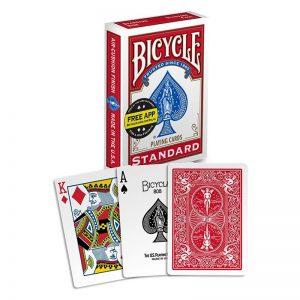 Bicycle Poker Deck