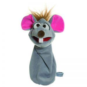 Bille die Maus - Tierpuppen