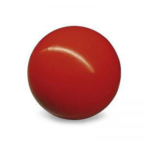 Bruchfeste Laufkugel aus PE 70 cm Rot