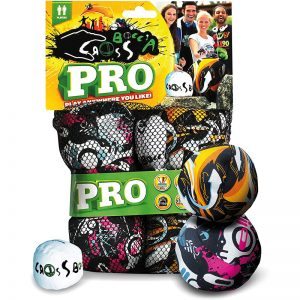Cross Boccia Pro, Family Pack