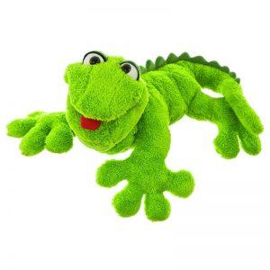 Gecko Giovanni - Tierpuppen