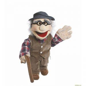 Großvater 65 cm - Pädagogische Handpuppen