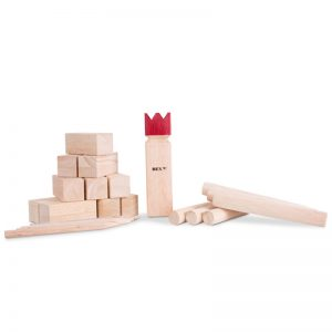"Kubb Viking Original ""Red King"""