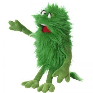 Monster Schlick - Tierpuppen
