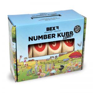 Numbers-Kubb