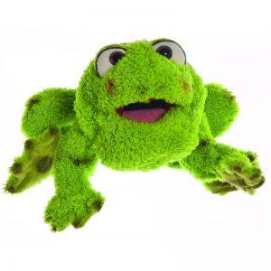 Rolf der Frosch - Tierpuppen