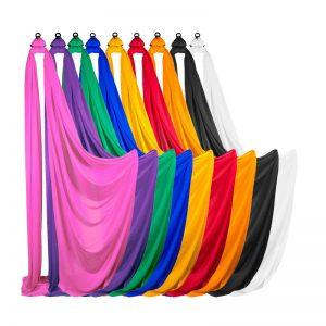 Vertikaltuch - Feines Aerial Silk & Feines Vertikaltuch für Aerial Arts