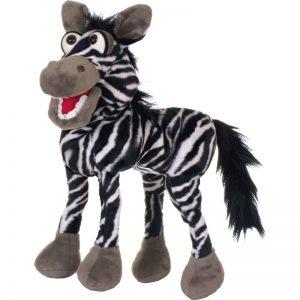 Zebrapfredchen - Tierpuppen