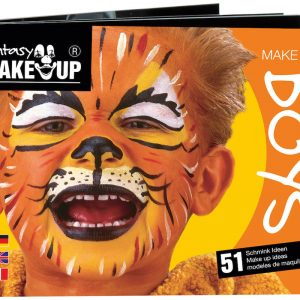FANTASY Make Up Book Boys