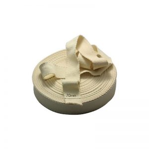 1m Kevlardochtband 70mm breit