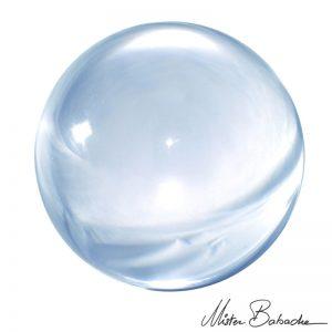 Acrylkugel Kristall 100mm