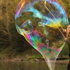 Zauberseifenblasen Konzentrat - Jasmin Belay