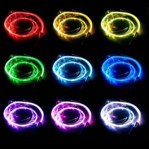 Fiberflies Pixelwhip Farben