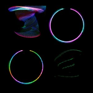 Hula Hoop LED Echo Glow Led Effects