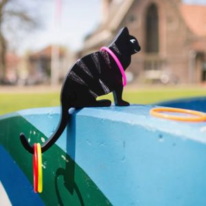 Cat Toss - Katzen Ringwurf-Spiel