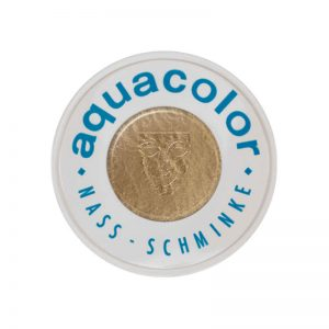 Kryolan Aqua Schminkdosen 30ml Metallic Gold