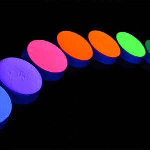 Kryolan Aquacolor UV 6-er Palette