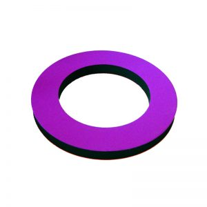 Neo Wurfring Ring Pink