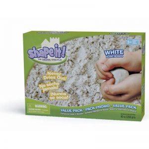 Shape-It Modelliersand Weiß