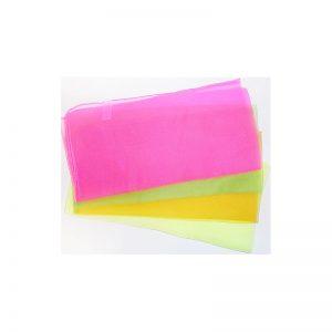Jongliertücher neon