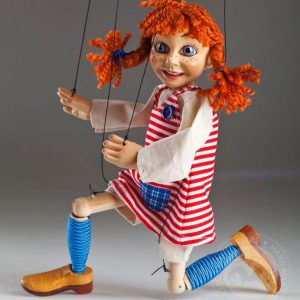Marionette Pippi Langstrumpf