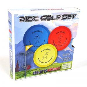 Disc Golf Set - Professionelles Disc Golf Set