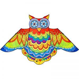 Jazzy Owl